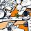 Thumbnail: Høggilack - Oransje serie - Begrenset opplag  - 25 stk - Signert