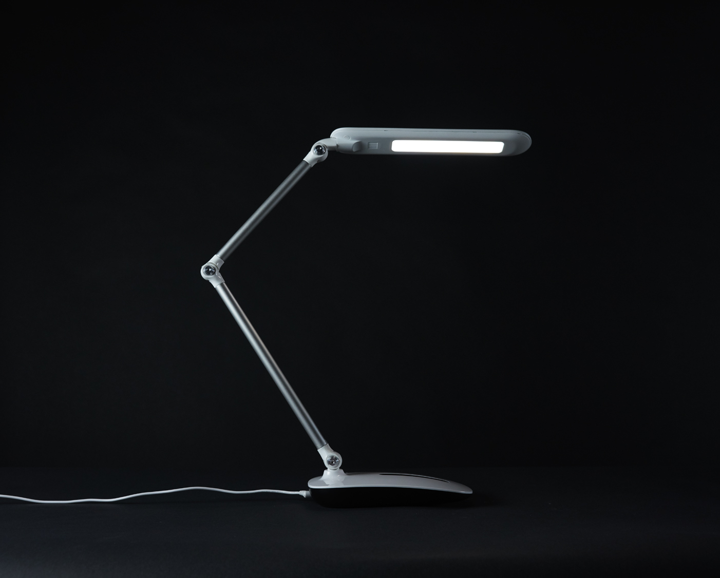OttLite WorkWell Stretch Crane Lamp