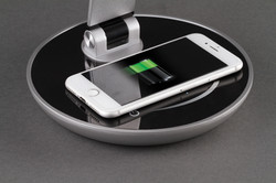 Elevate Silver Wireless Charging
