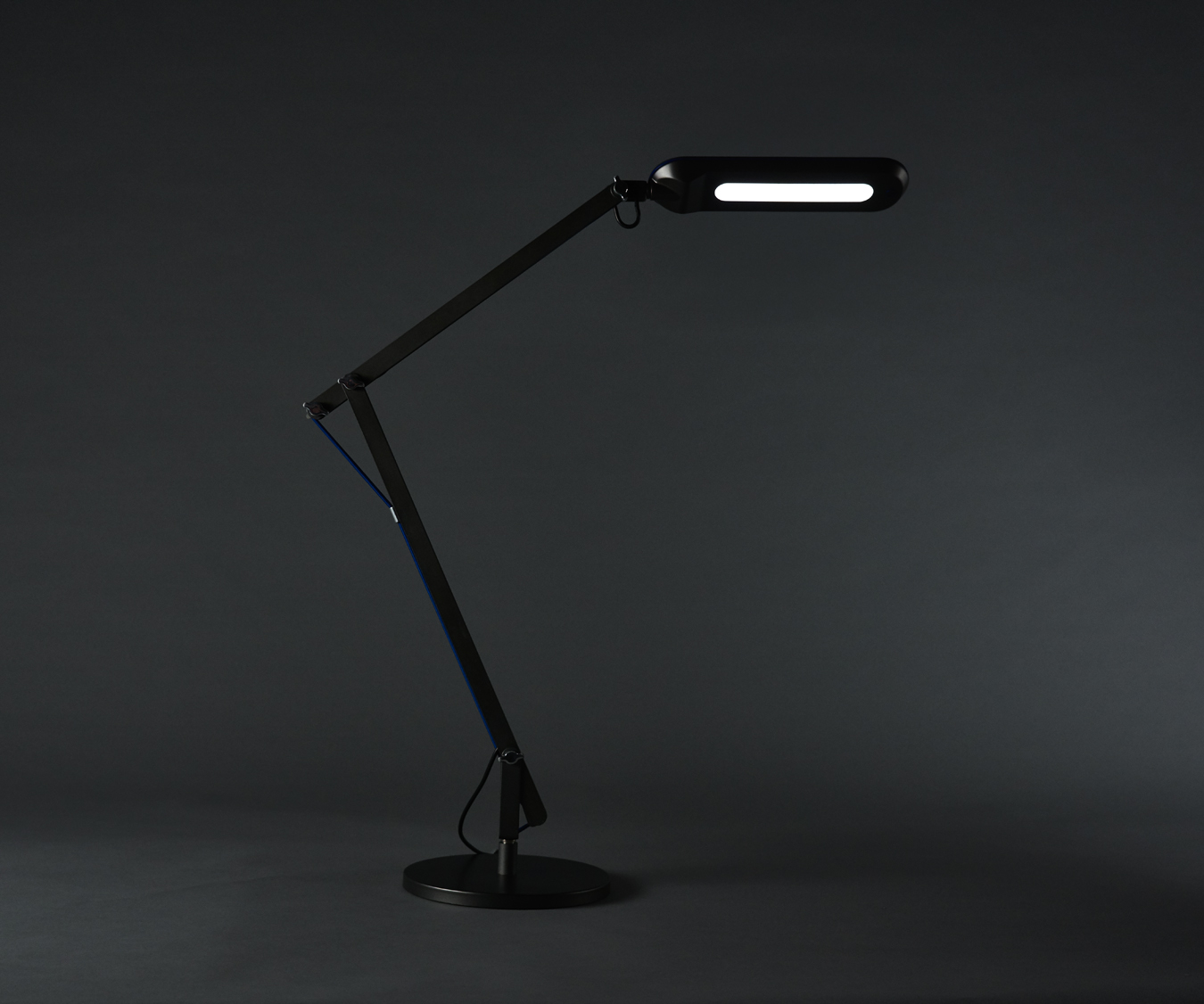 OttLite WorkWell Reach Crane Lamp
