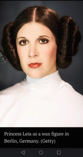 4 Things You Can Learn from Studying Makeup of Princess Leia