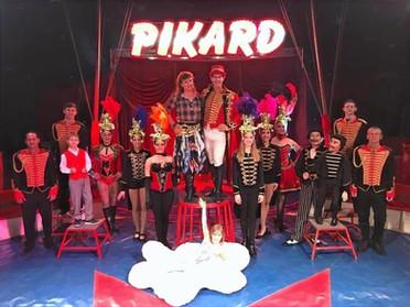 30ig jährige Jubileumstournee im Circus Pikard