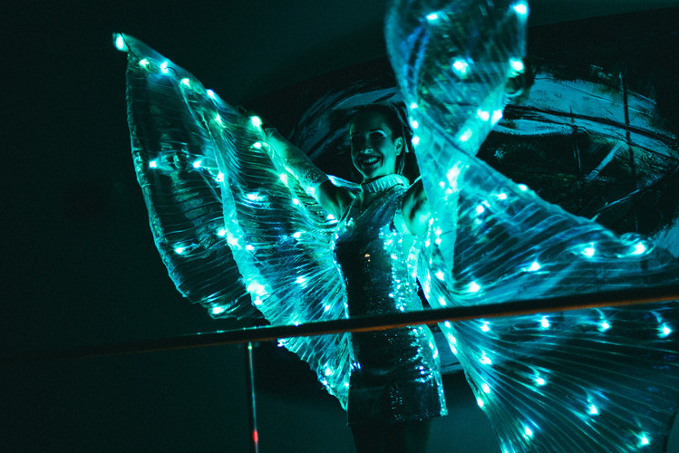 LED-Flügel
