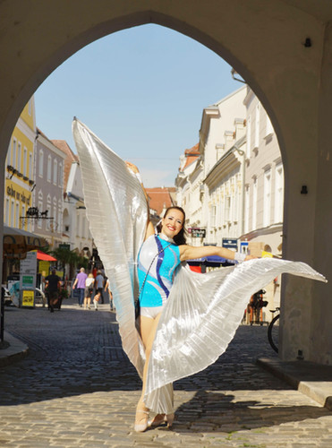 Walking-Act Flügel