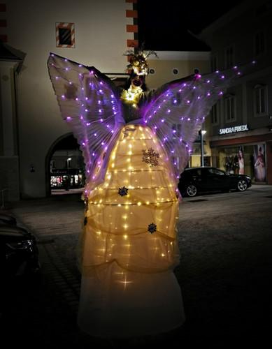 Stelzen - Weihnachtlich 01