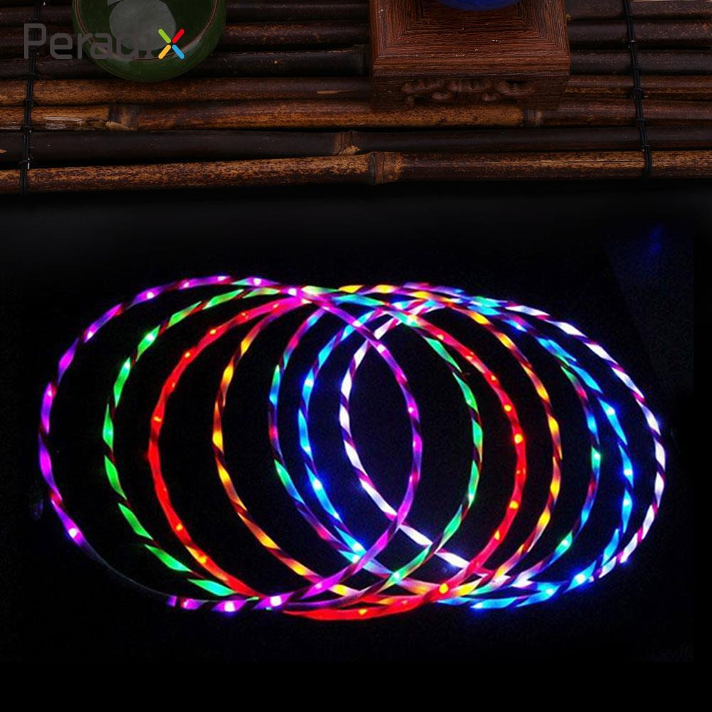 Walking-Act LED-Hula Hoop
