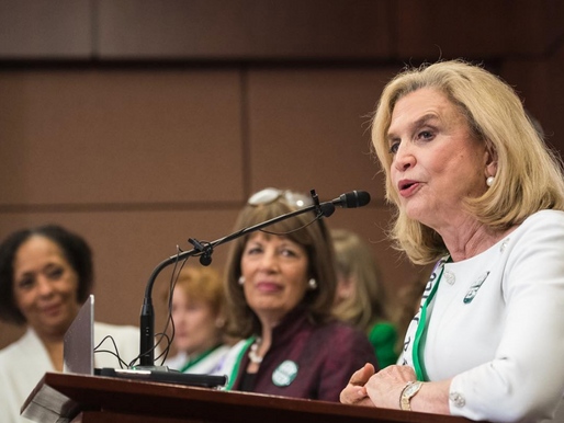 Feminists in the House are Fighting for ERA Ratification