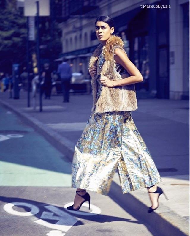 Model: Katarina Muniz
