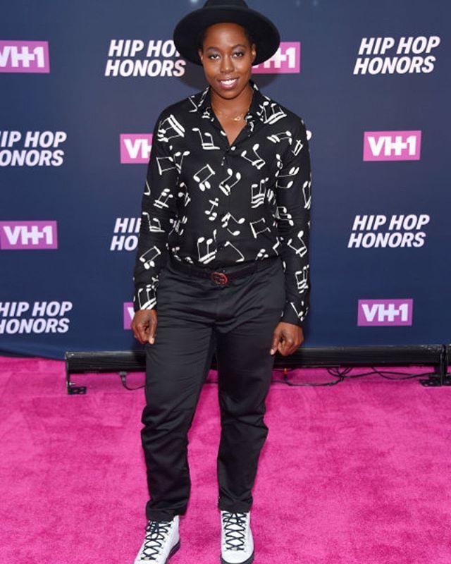 Tish Hyman VH1 Hip Hop Honors