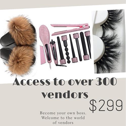Vendors Access