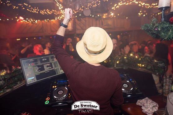 DJ Winston Black allround Swetser Drachten Heerenveen