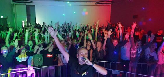 Winston Black Schoolgala Schoolfeest DJ.