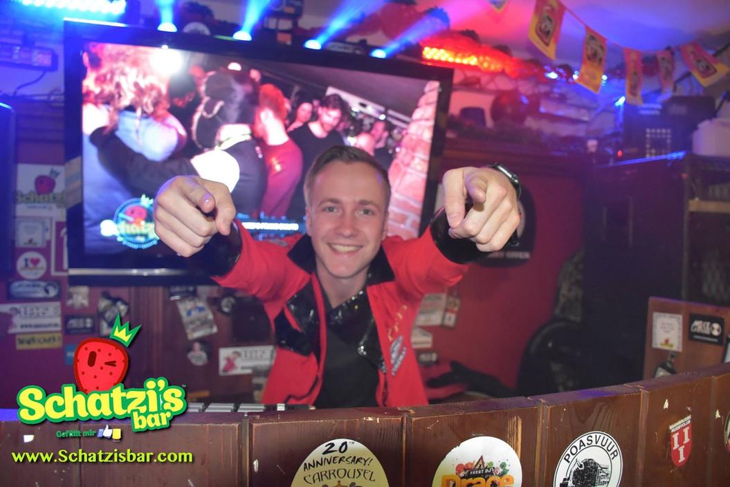 Winston Black DJ Oostenrijk Wintersport.