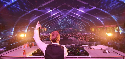 Allround DJ kerstviering
