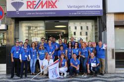 Guerrilha RE/MAX + Vantagem Avenida