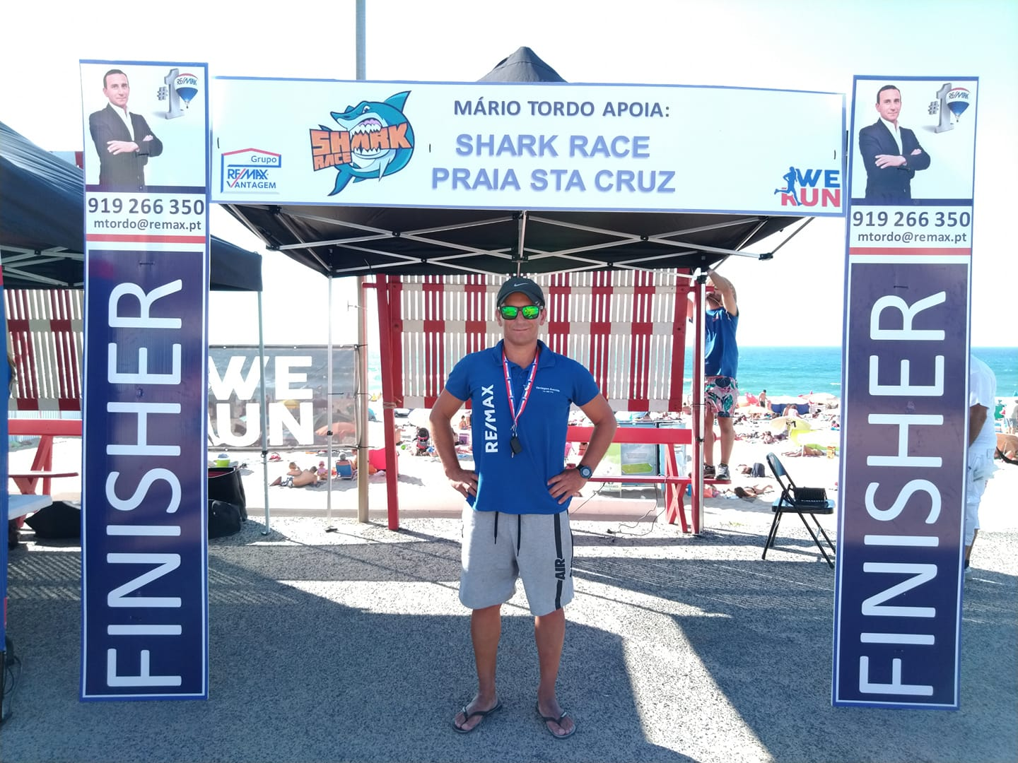 Shark Race Sta Cruz 2018 - We Run