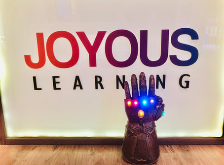 What the Infinity Gauntlet in Avengers can teach us about good learning habits
