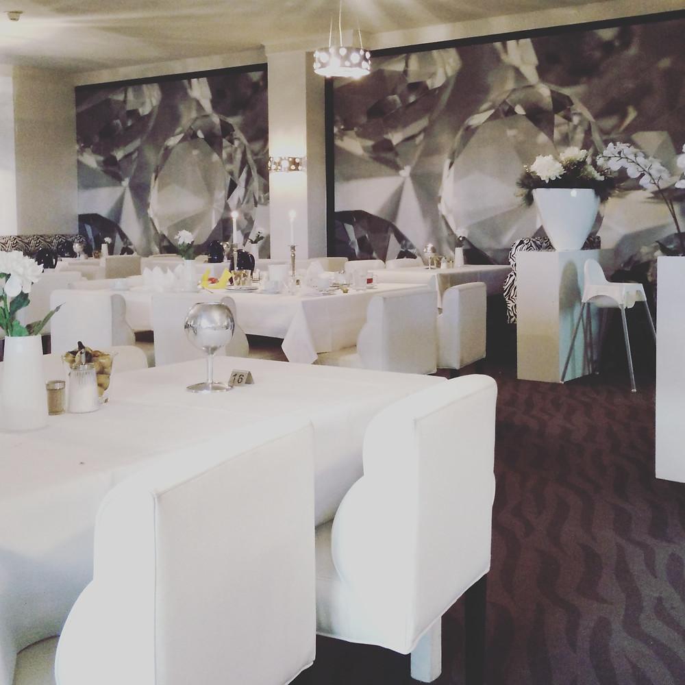 Eines der Themenrestaurants im Van der Valk Resort Linstow