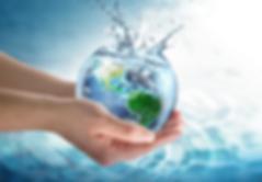 mergulho sustentável
