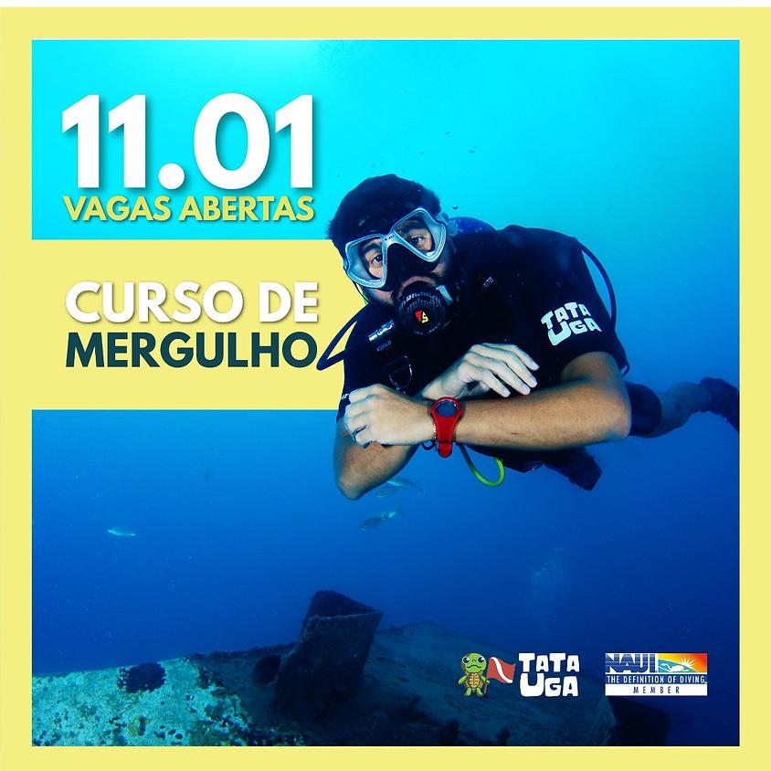 Curso de mergulho Scuba Diver