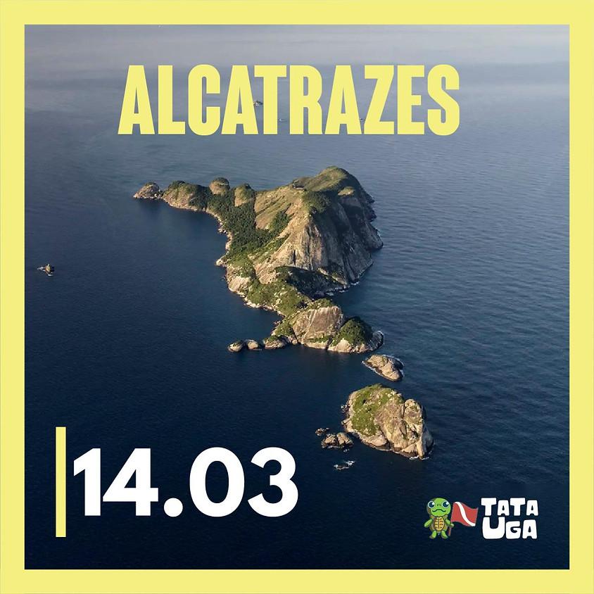 Mergulho em Alcatrazes