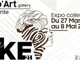 Kub'Art vous présente 'M'KE 21'
