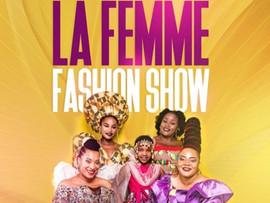 La Femme Fashion Show de Bukavu