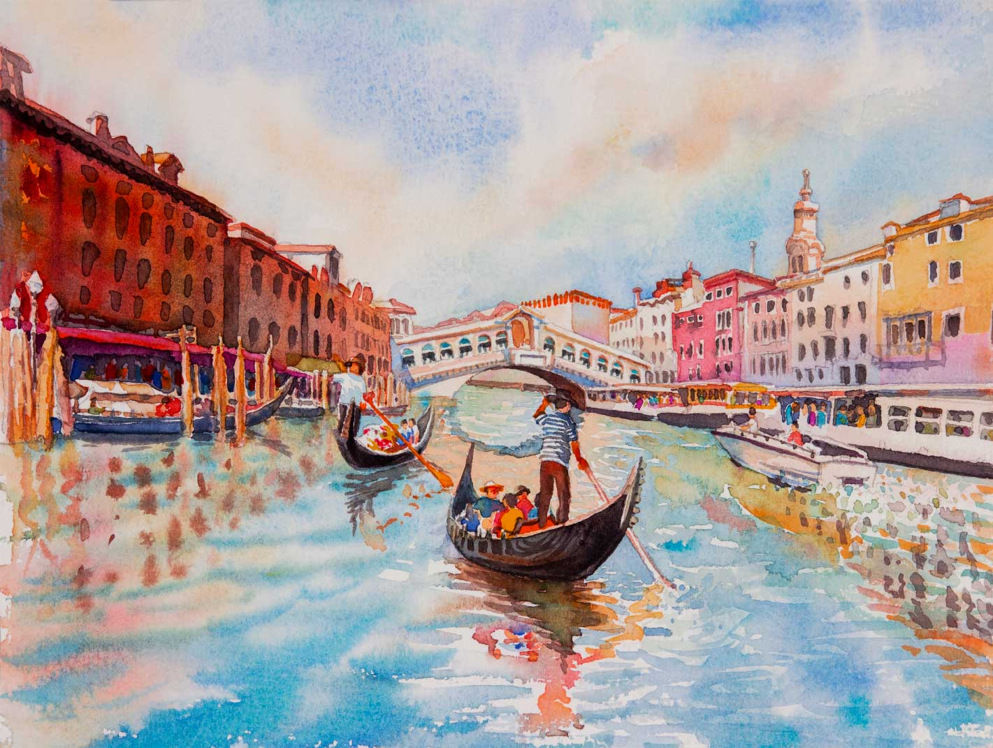 venice-canal-with-tourist-gondola
