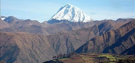 Mt. Salcantay, Peru