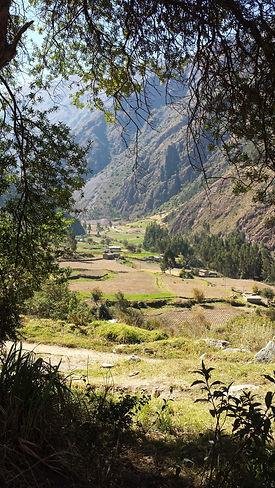 Pumamarca village, Peru