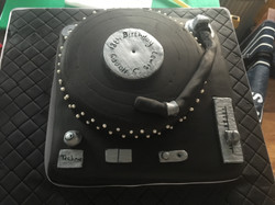 Technic Record Deck