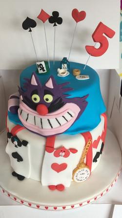 Eat Me_Drink Me cake