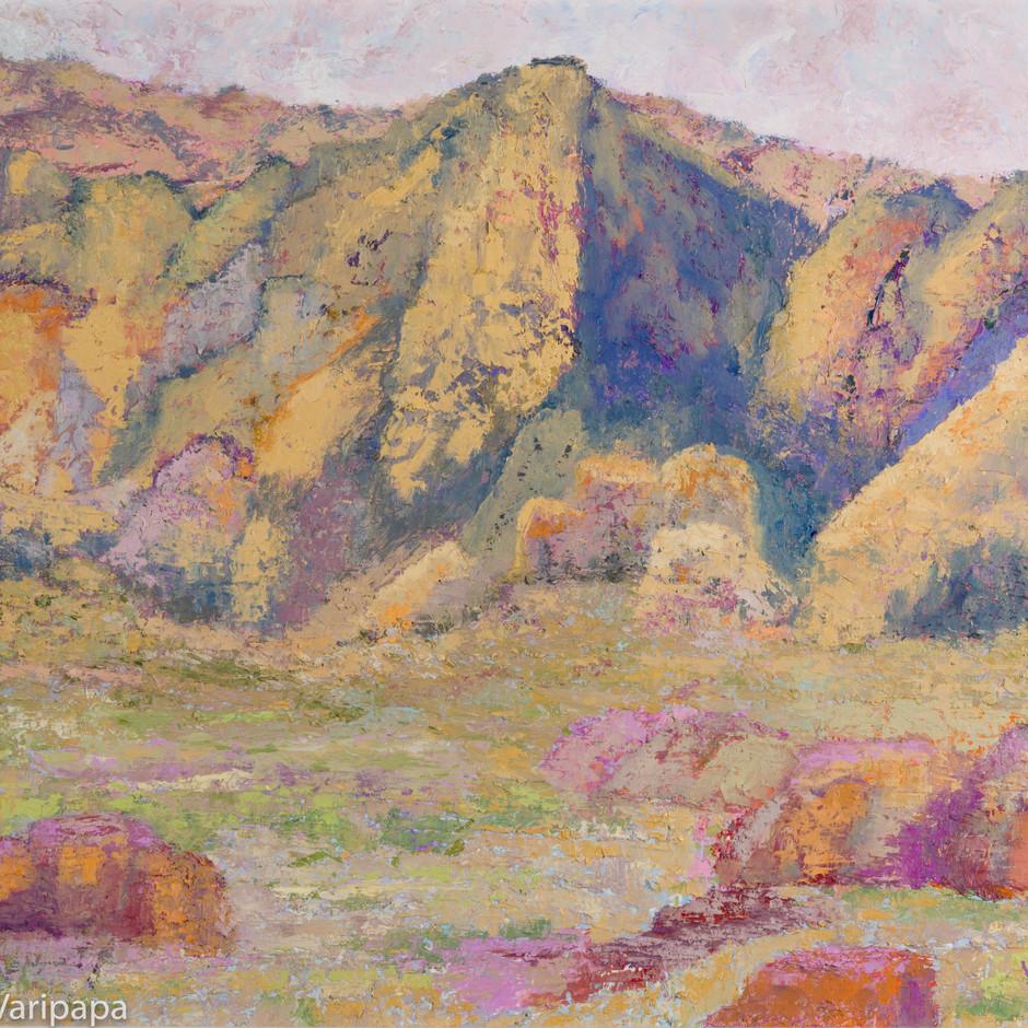 Outside of Boulder 24x18