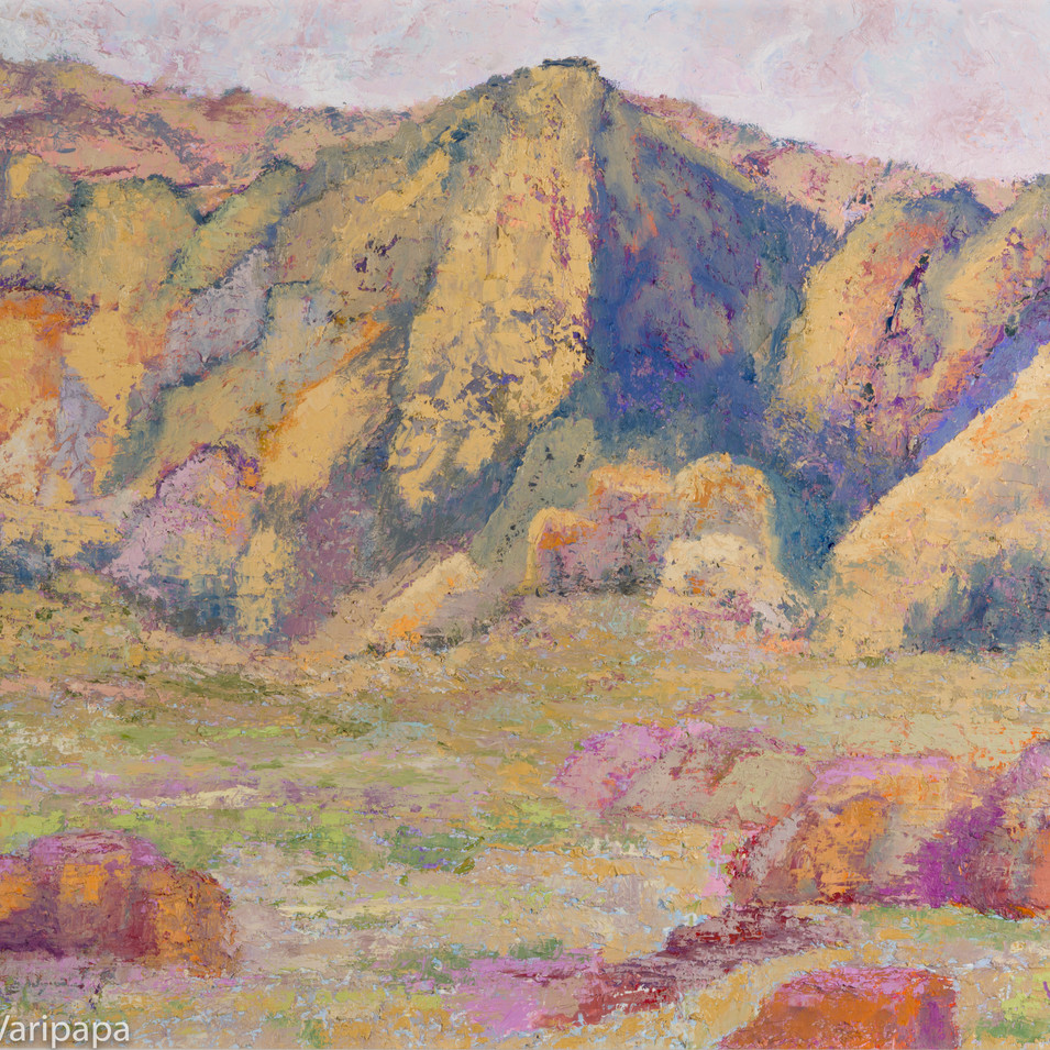 Outside of Boulder 24x18
