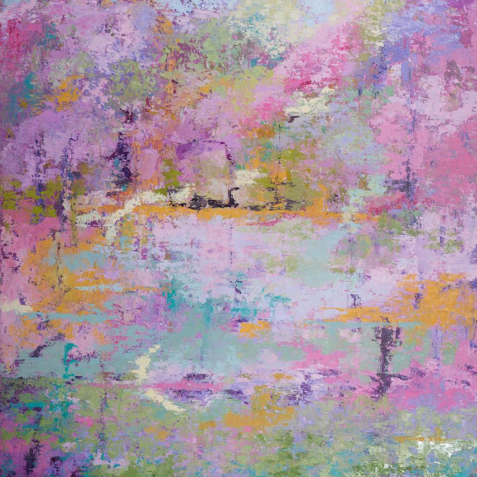 Spring Color 36x48