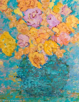 Roses 16x20