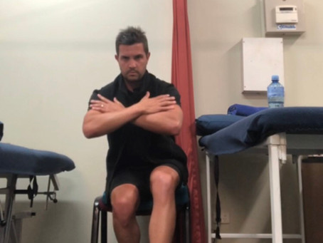 1-Leg-Rise Test | Physio Penrith