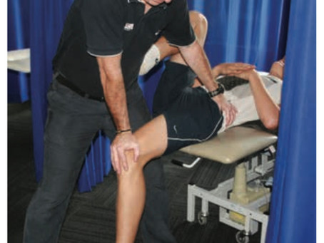 When Can I Run? A Simple Test For Groin Injury | Physio Penrith