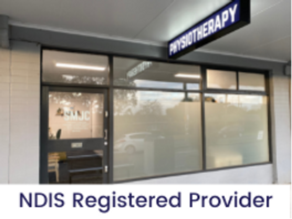 NDIS Registered Provider Physio Penrith.