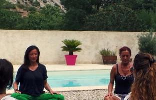 Stage pleine conscience et relaxation