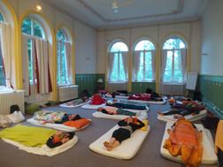 stage de méditation et de nidra yoga