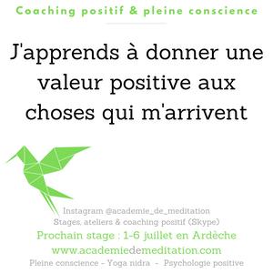 le journal de gratitude en psychologie positive et de pleine conscience