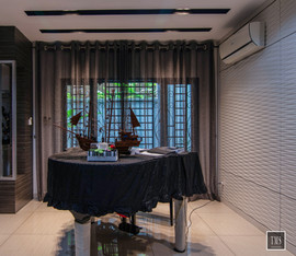 Bandar Tun Hussein Onn Sheers Curtain (3