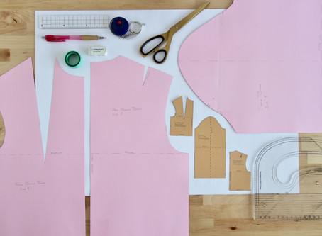 How to design and make your own clothes - Pattern Cutting - Part 2/4