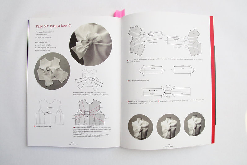 The Sewing Retreat_Pattern Magic Book Re