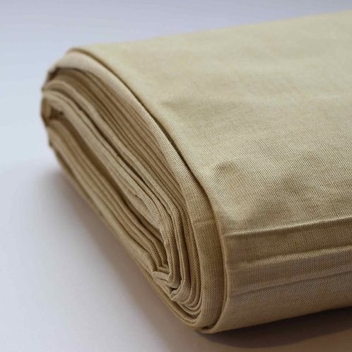 Light Green Fabric - 100% Organic Cotton