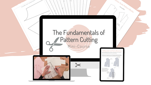 The fundamentals of pattern cutting_Mini