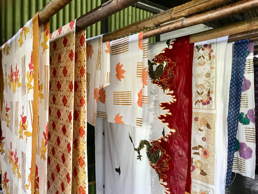 The Sewing Retreat - Batik from Java - 9