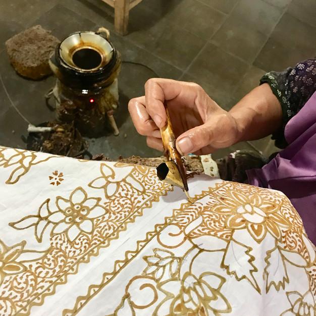 Batik in Java