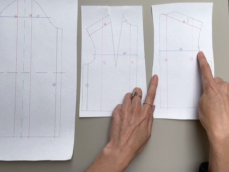 Understanding ease - What is ease and how do I add it into my sewing patterns?